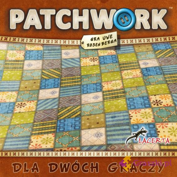 Patchwork (PL) | Lacerta